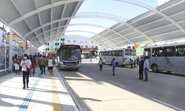 Estação de transbordo Herzem Gusmão é inaugurada em Vitória da Conquista