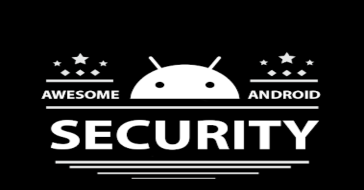 Awesome Android Security