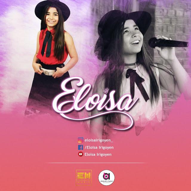 "Eloisa Irigoyen ""La Promesa Del Folclore Argentino"" Media Tour 2018"