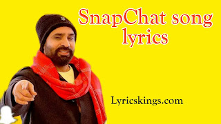 (Babu Maan) Snapchat song lyrics