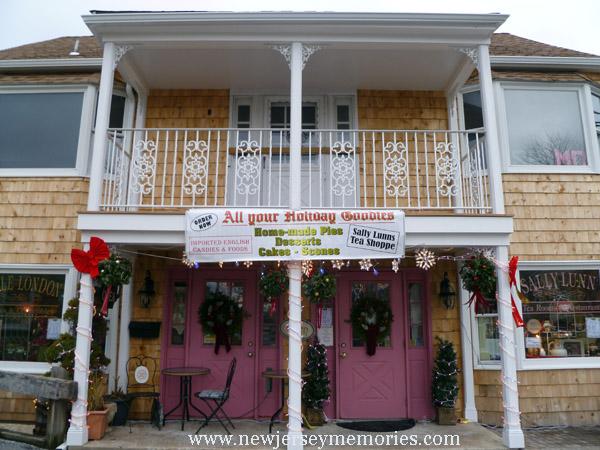 Sally Lunn's Tearoom and Restaurant