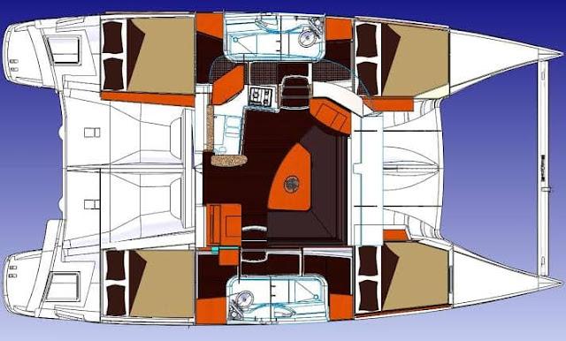 yacht cataraman for sale