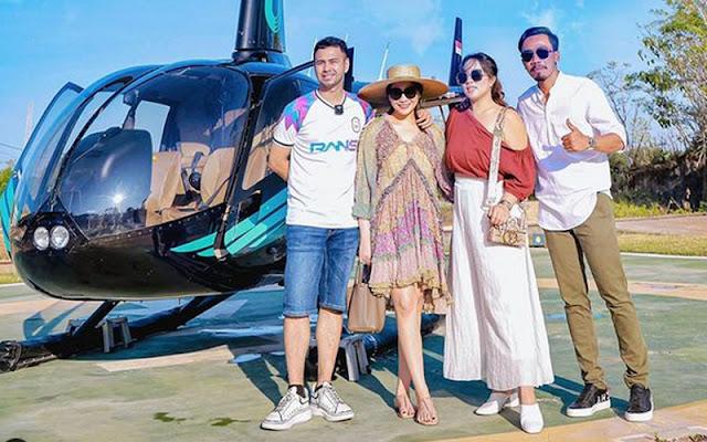 Daftar Harga Sewa Helikopter Aceh Profesional