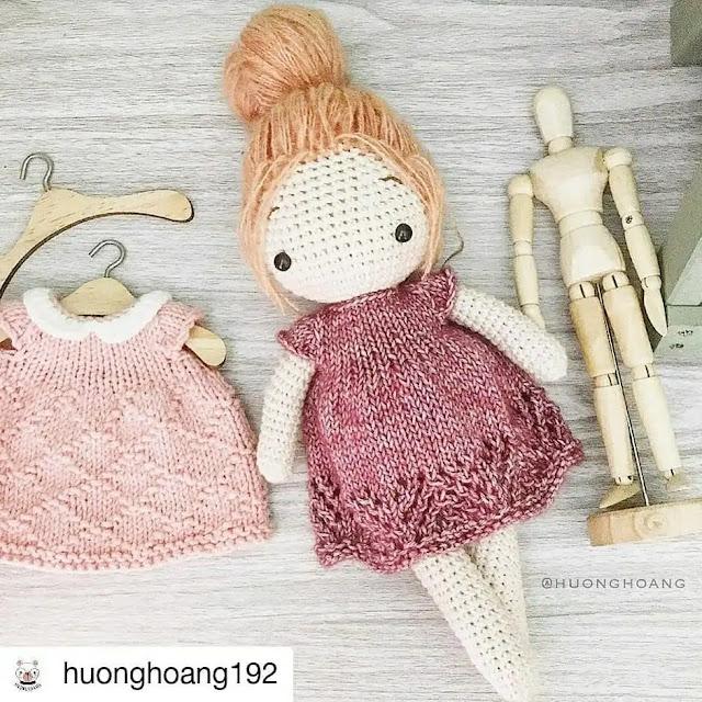 La más linda ropa de bebé tejida a crochet y dos agujas que hemos visto