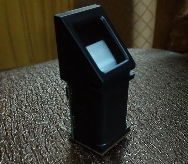Fingerprint Detection using Microcontroller in EMBEDDED - SPIRO THE