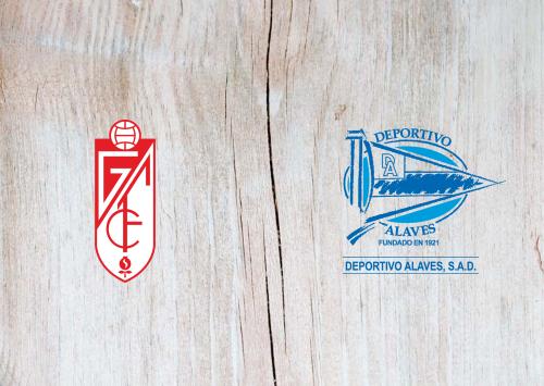 Granada vs Deportivo Alavés -Highlights 7 December 2019