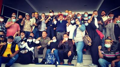 Keluarga Haji Permata  Ajukan Tuntutan ke DJBC Karimun.