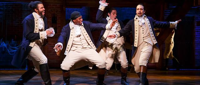 Lin-Manuel Miranda Daveed Diggs Anthony Ramos Thomas Kail | Hamilton: An American Musical on Disney+