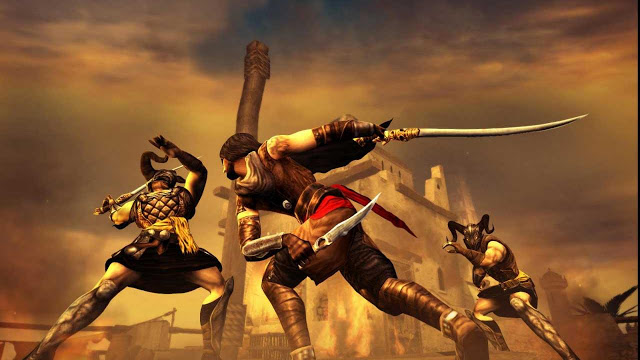 Free Download Prince Of Persia Warrior Within For Mobile