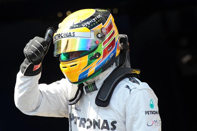 berita f1 Sepanjang balapan di Austin, Hamilton Khawatir