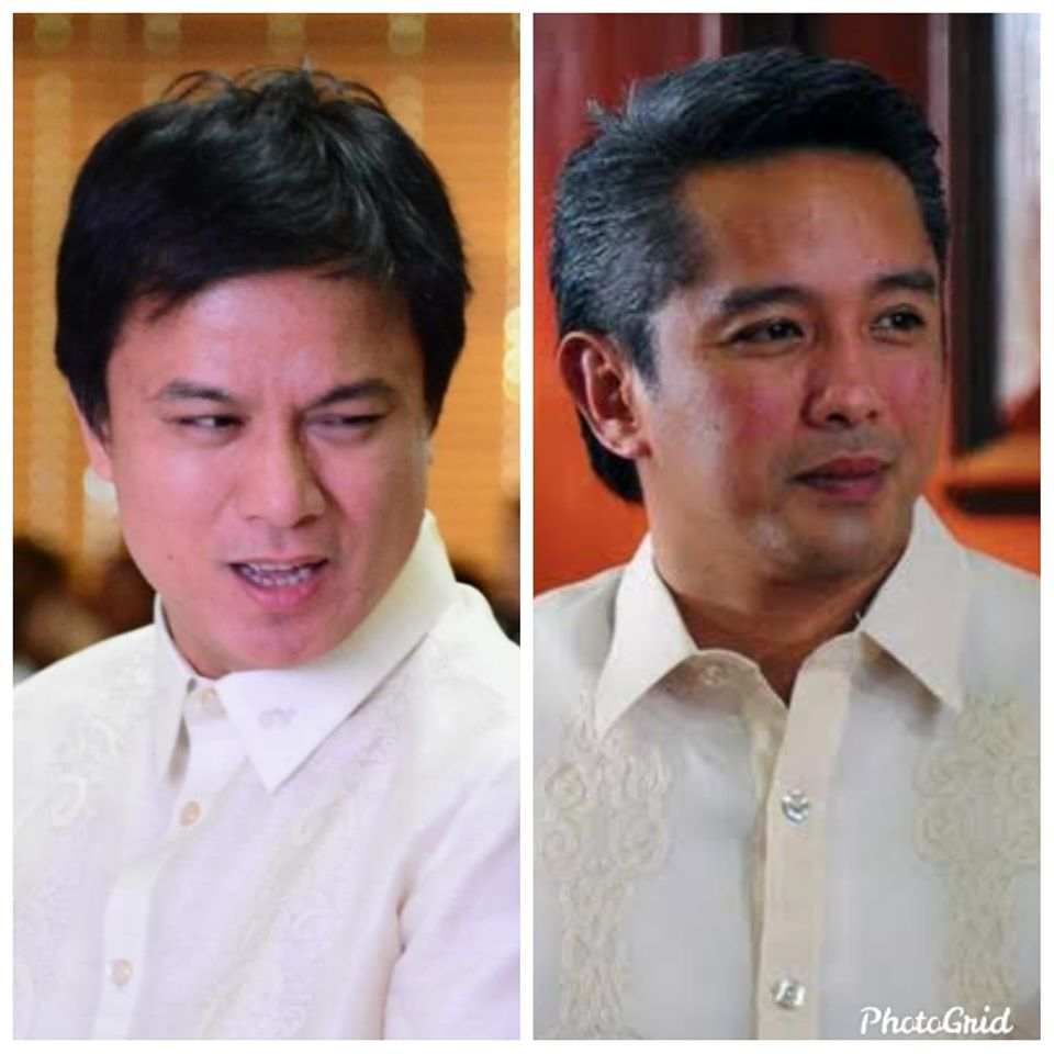 Friendly Facebook 'fight' between Laguna and Cavite governors draws laughs