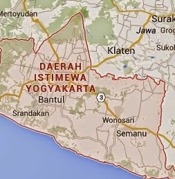 how to go to yogyakarta by public transportation