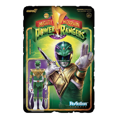 San Diego Comic-Con 2021 Mighty Morphin Power Rangers Exclusives by Super7