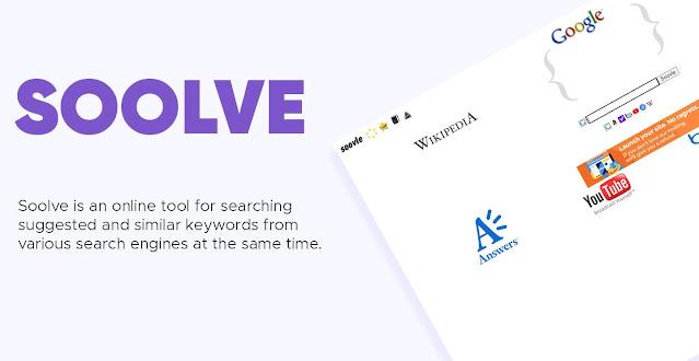 soolve-keyword-research-tool