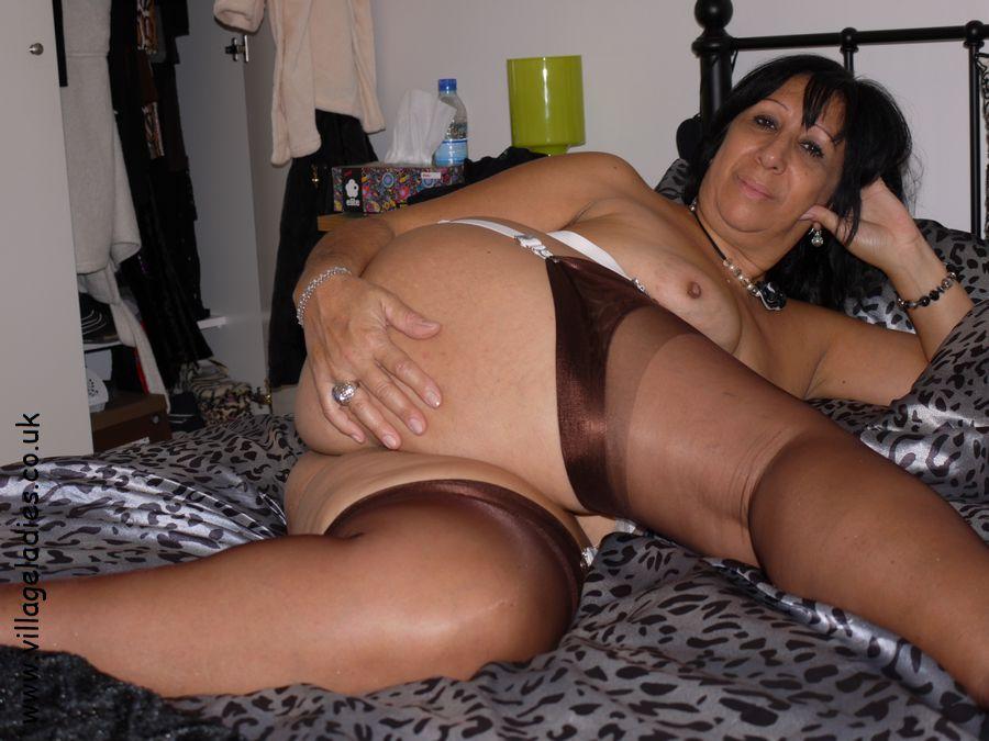 Naked Mature Spanish Women