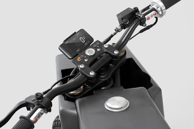 Yamaha Scorpio GPS by Thrive Motorcycle