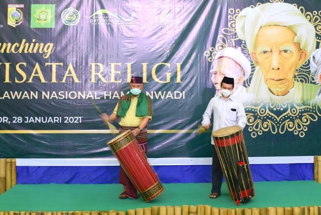 Makam Maulana Syekh Pancor diresmikan jadi Wisata Religi