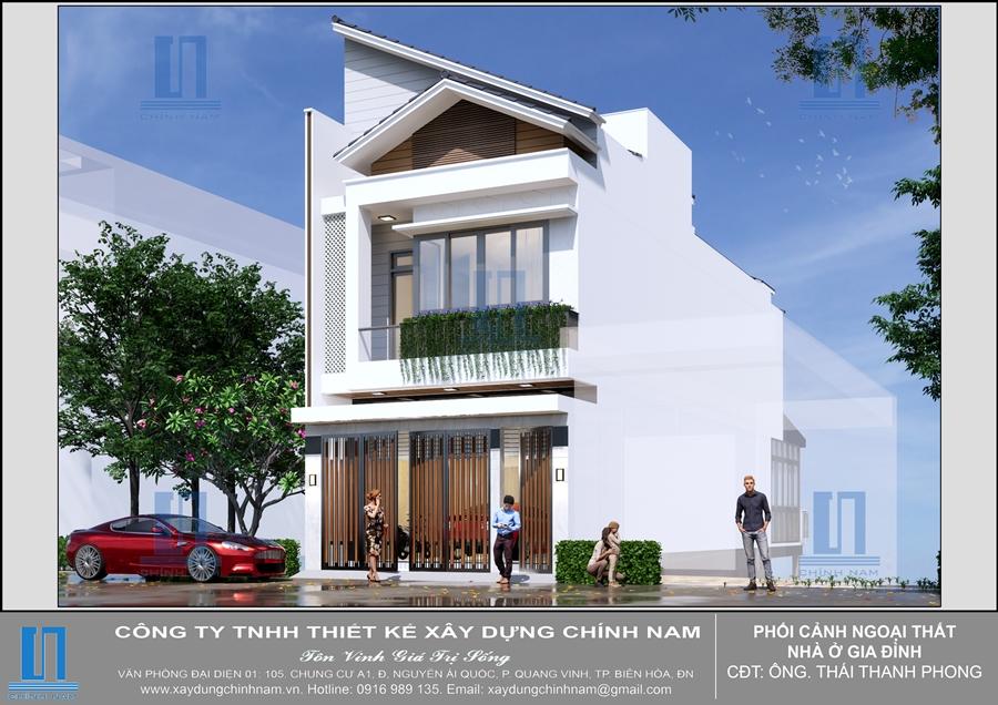 NP20: Nhà phố 20 Biên Hòa