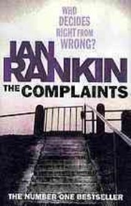 Rankin is an excellent writer and I've enjoyed his previous books, but this just wasn't my cup of tea.