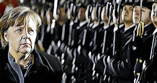 H Μέρκελ επιστρατεύει το Τρίγωνο της Βαϊμάρης για την ΕΕ
