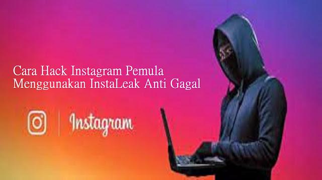Cara Hack Instagram Pemula