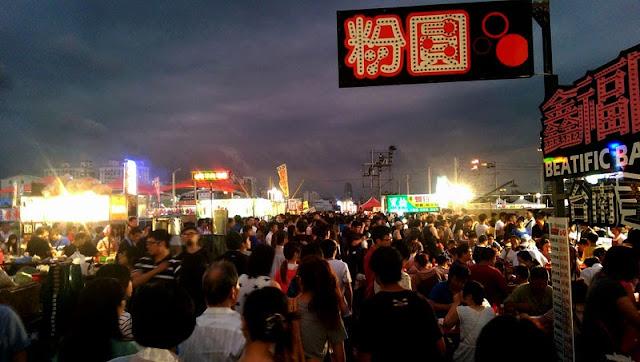 IMAG1511 - 號稱6000坪的經貿文創觀光夜市4/30結束營業,歷屆資料回顧