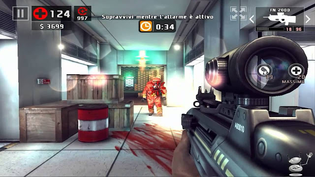unkilled android game