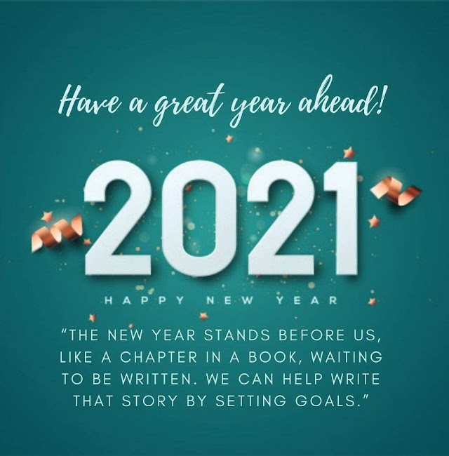 Have A Great New Year 2021 - Quotes Top 10 Updated