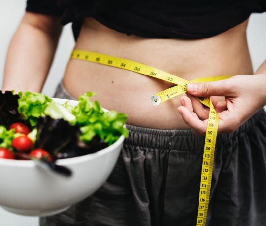 طرق زيادة الوزن بسرعة للنساء طريقه مجربه