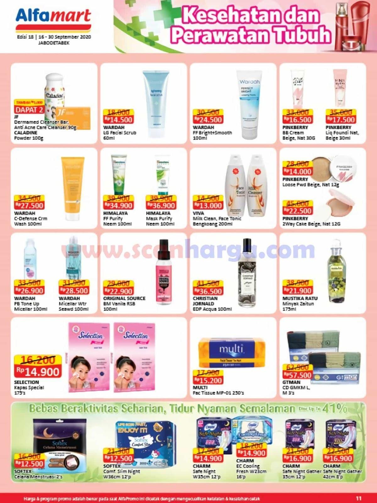 Katalog Promo Alfamart 16 - 30 September 2020 11