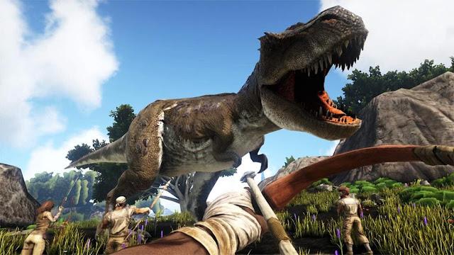 Imagem do Ark: Survival Evolved