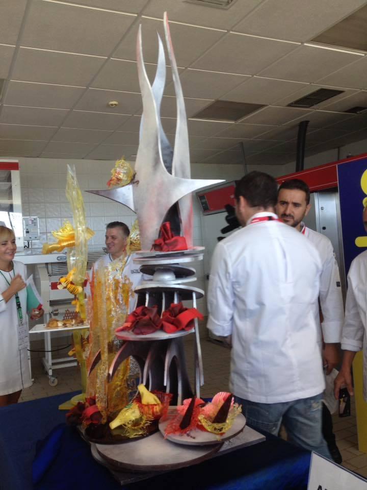 Gastronom a en zaragoza iii certamen nacional de - Escuela de cocina zaragoza ...