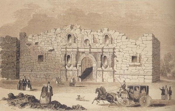 American History : Remember the Alamo