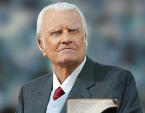 Legendary American preacher and adviser to presidents, Billy Graham dies at 99