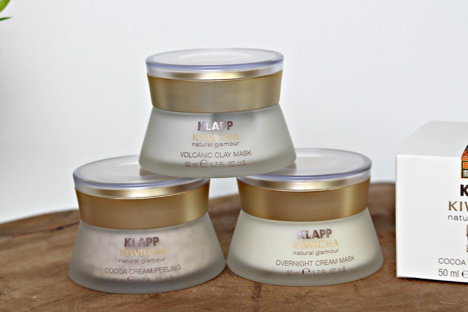 Klapp Cosmetics Kiwicha