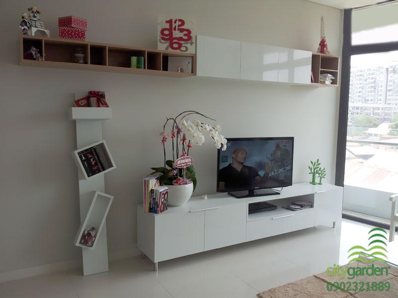 xăn hộ nội thất cao cấp cần cho thuê tại City Garde