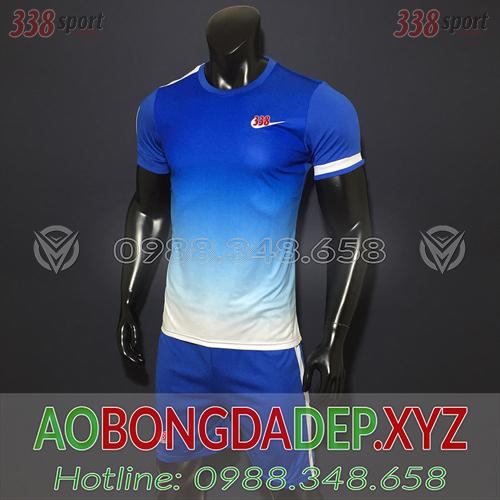 Áo Nike GiNa 2019 Màu Xanh Đậm Đẹp