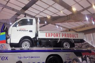 KITE (Kemudahan Impor Tujuan Ekspor), Fasilitas Yang Digunakan Isuzu Untuk Ekspor Traga