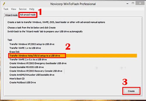 Cara Mudah Membuat Bootable OS/Operating System Dengan WinToFlash