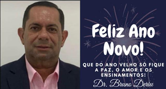 Mensagem do Dr. Bruno Deriu aos amigos de Guarabira