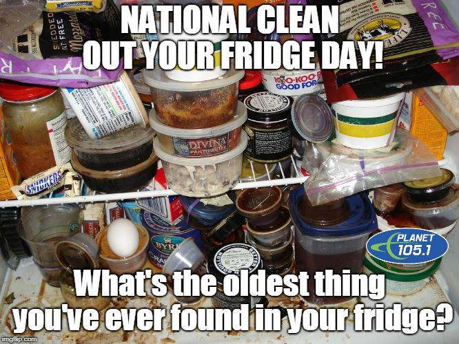 National Clean Out Your Fridge Day Wishes Sweet Images