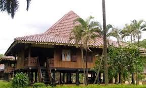 Keunikan-Rumah-Adat-Panggung-Limas-Bangka-Belitung