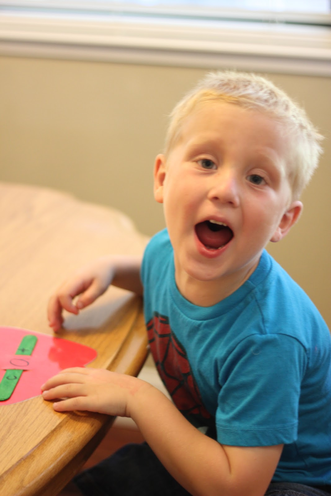 Toddler Approved Alphabet And Vowel Apples