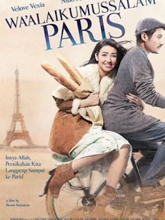 DOWNLOAD FILM WA'ALAIKUMSALAM PARIS (2016) - [MOVINDO]