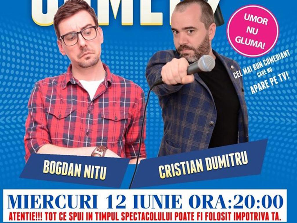 Stand-Up Comedy Miercuri seara in Bucuresti
