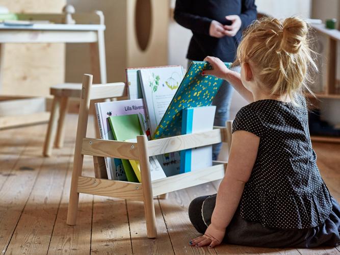 Pequefelicidad novedades montessori en ikea - Ikea estanterias ninos ...