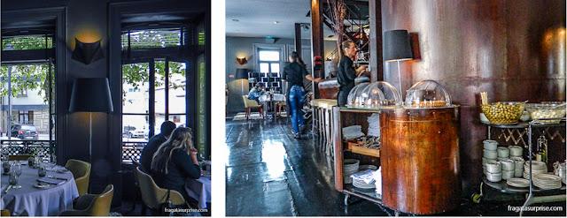 Comer no Porto: restaurante Cafeína, na Foz do Douro