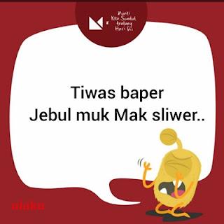 Download Gambar Lucu Bahasa Jawa