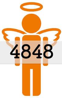 エンジェルナンバー 4848