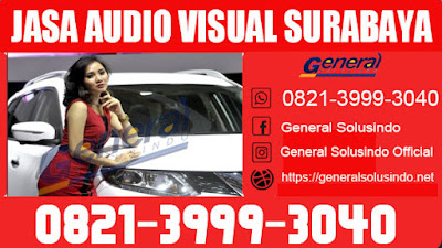 jasa audio visual surabaya
